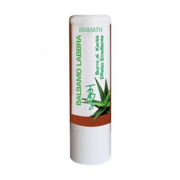 Balsam de buze cu unt de shea- Bioearth
