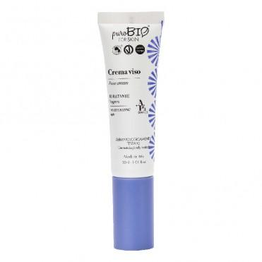 Crema bio hidratanta light, 30ml - PuroBio Cosmetics