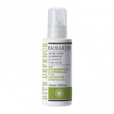 Spray repelent cu lemongrass, 100ml - Bite Defence Bioearth