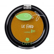 Fard de pleoape bio Golden - Avril